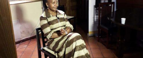La nipote di Nelson Mandela incontra scuole e istituzioni